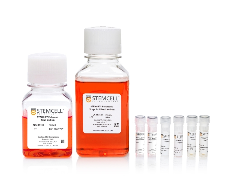 STEMdiff™ Pancreatic Progenitor Kit