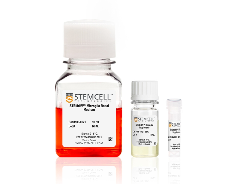 STEMdiff™ Microglia Differentiation Kit