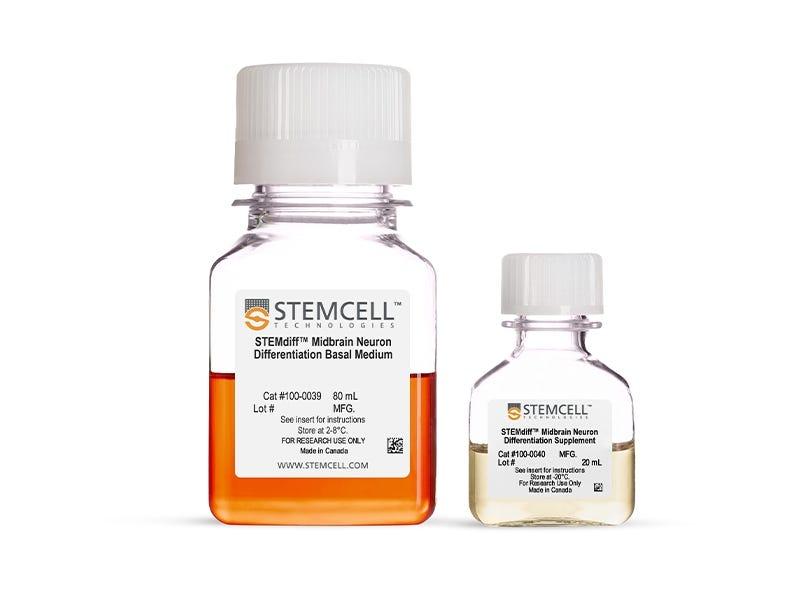 STEMdiff™ Midbrain Neuron Differentiation Kit