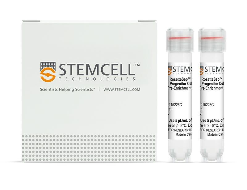 RosetteSep™ Human Progenitor Cell Basic Pre-Enrichment Kit