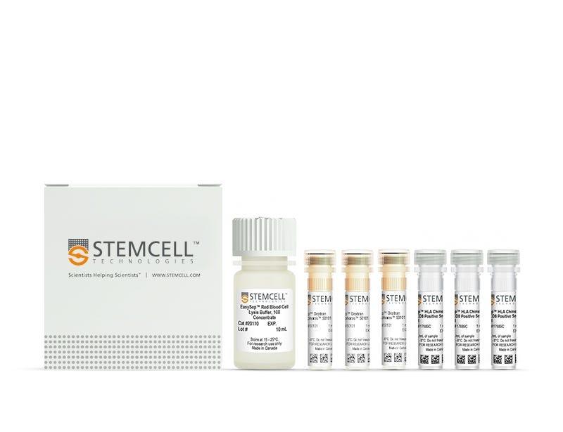EasySep™ HLA Chimerism Whole Blood CD8 Positive Selection Kit