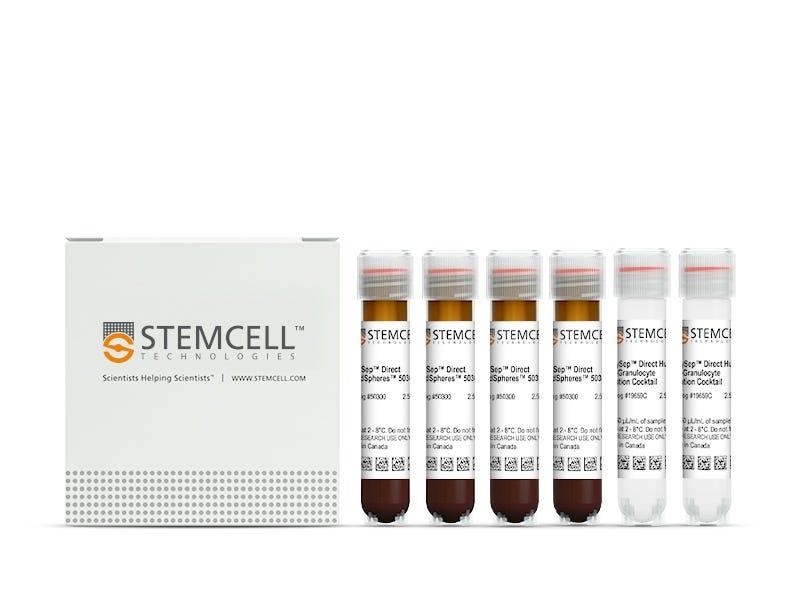 EasySep™ Direct Human Pan-Granulocyte Isolation Kit