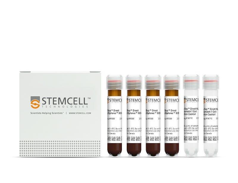 EasySep™ Direct HLA Crossmatch T Cell Isolation Kit