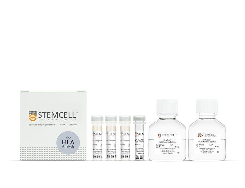 EasySep™ HLA Total Lymphocyte Enrichment: Complete Processing Kit for Whole Blood