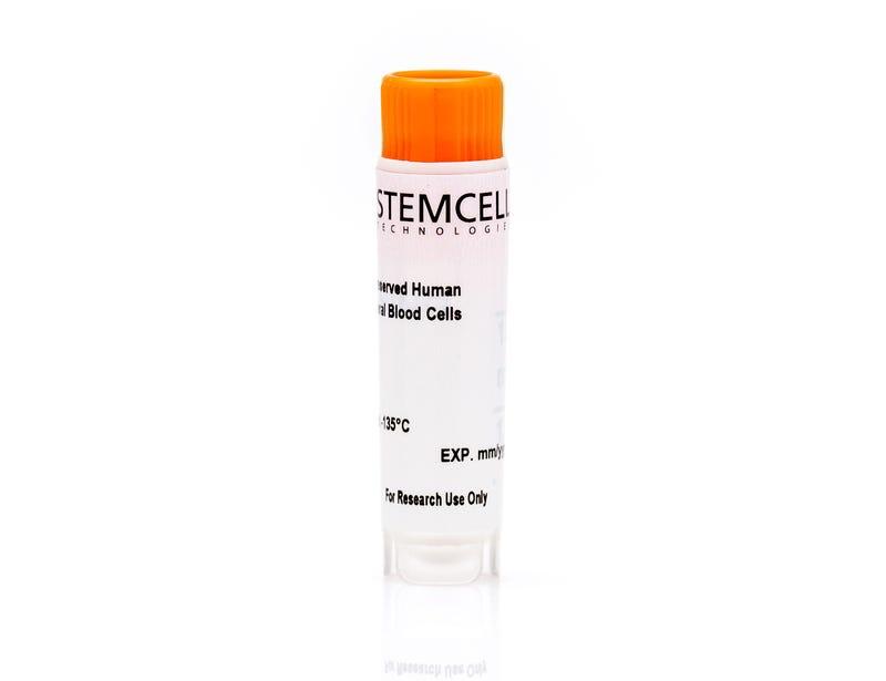 Human Peripheral Blood CD4+CD45RA+ T Cells, Frozen