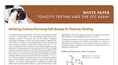 Toxicity Testing and the CFC Assay