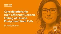 Considerations for High-Efficiency Genome Editing of Human Pluripotent Stem Cells