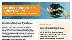 ArciTect™ CRISPR-Cas9 Genome Editing System