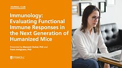 Evaluating Functional Immune Responses in the Next Generation of Humanized Mice