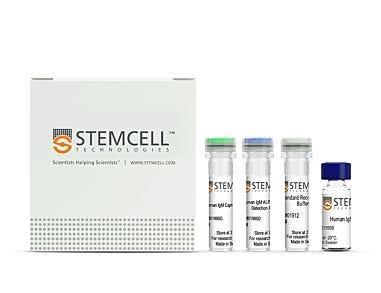 Human IgM ELISA Antibody Pair Kit