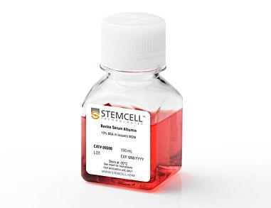 10% Bovine Serum Albumin in Iscove's MDM