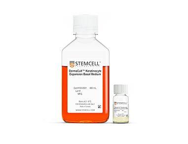 DermaCult™ Keratinocyte Expansion Basal Medium
