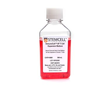 ImmunoCult™-XF T Cell Expansion Medium, 500 mL