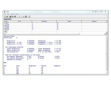 L-Calc™ Limiting Dilution Software