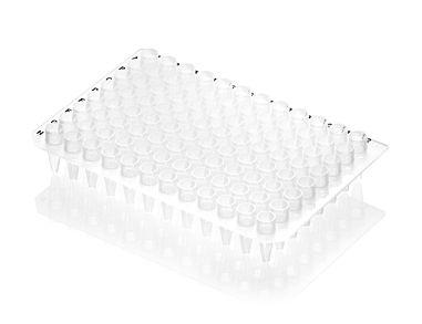Axygen® 96-Well PCR Microplate, No Skirt|38098