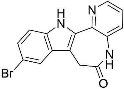 1-Azakenpaullone