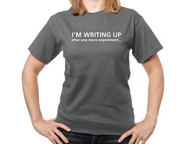 I'm writing up T-shirt