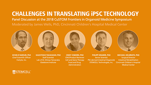Challenges in Translating iPSC Technology