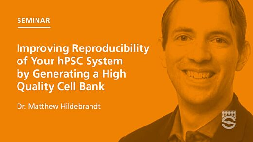 Improving Reproducibility of Your hPSC Research by Generating a High-Quality Cell Bank