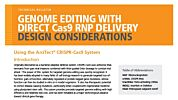 Design Considerations for the ArciTect™ CRISPR-Cas9 Genome Editing System