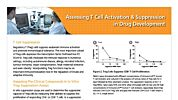 Assessing T Cell Activation & Suppression in Drug Development