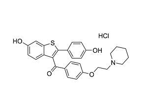 Raloxifene (Hydrochloride)