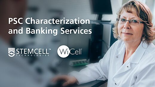STEMCELL Technologies Launches Human Pluripotent Stem Cell Characterization and Banking Services in Partnership with WiCell