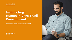 Online Immunology Journal Club: Human In Vitro T Cell Development