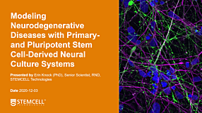 Modeling Neurodegenerative Diseases with Primary- and Pluripotent Stem Cell-Derived Neural Culture Systems