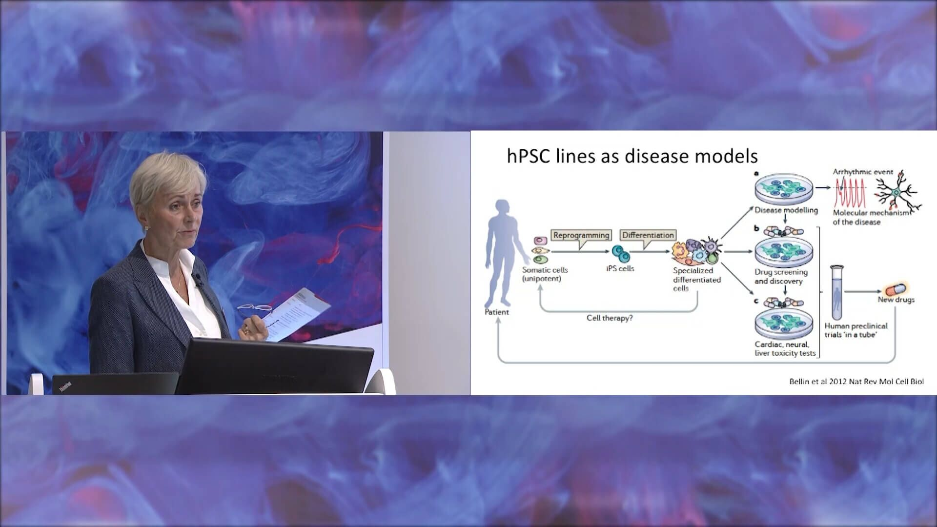 Nature Research Round Table: Human Pluripotent Stem Cell Lines as Disease Models