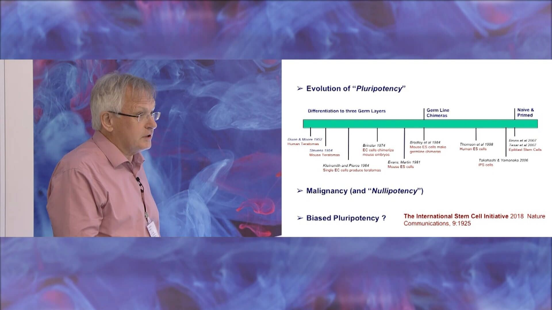 Nature Research Round Table: Pluripotency Tests