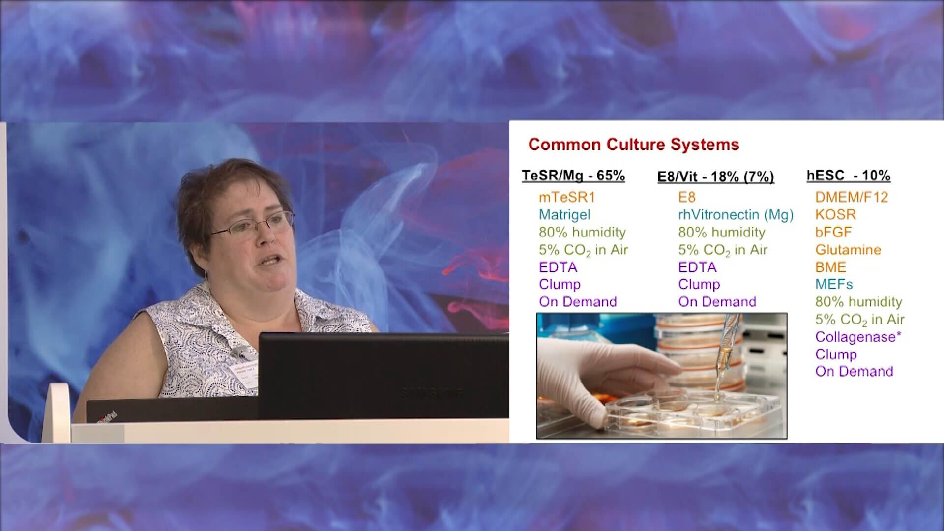 Nature Research Round Table: Maintenance of Human Pluripotent Stem Cells In Vitro