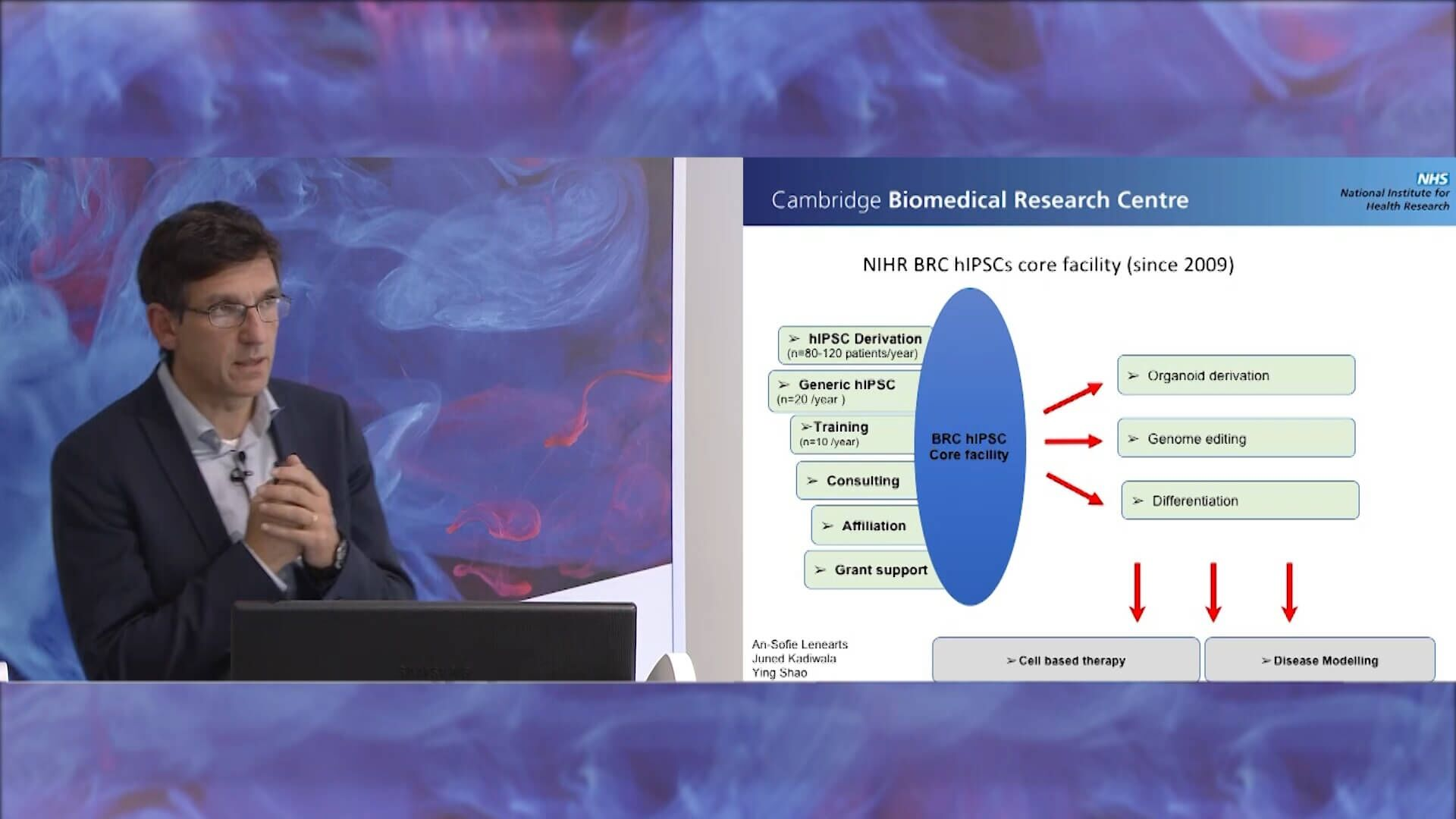 Nature Research Round Table: Genome Editing in Human Pluripotent Stem Cells