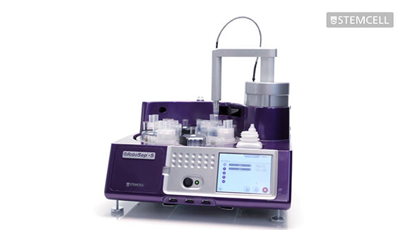 Automate Cell Isolation with the RoboSep™-S Cell Separation Instrument