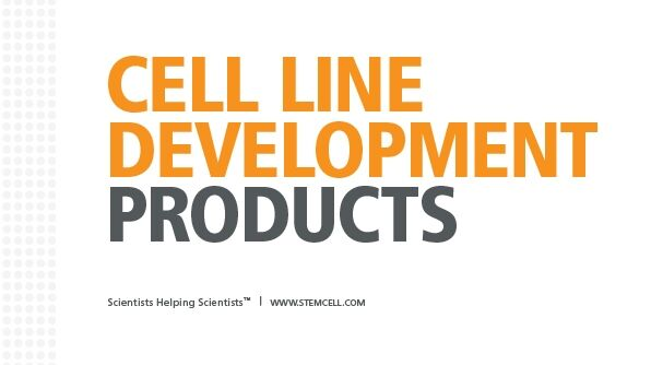 ClonaCell™ Media for Hybridoma and Cell Line Development