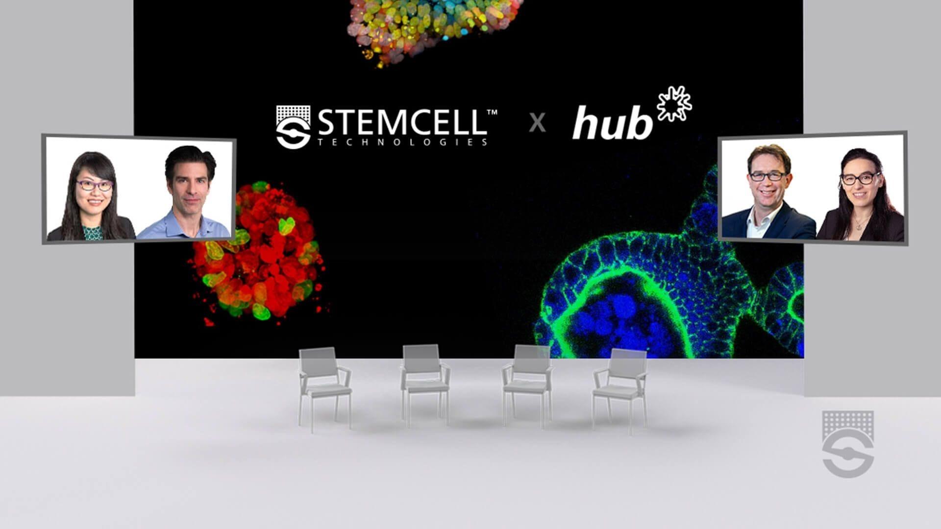 HUB & STEMCELL Organoids as Models of Infectious Disease Mini-Symposium