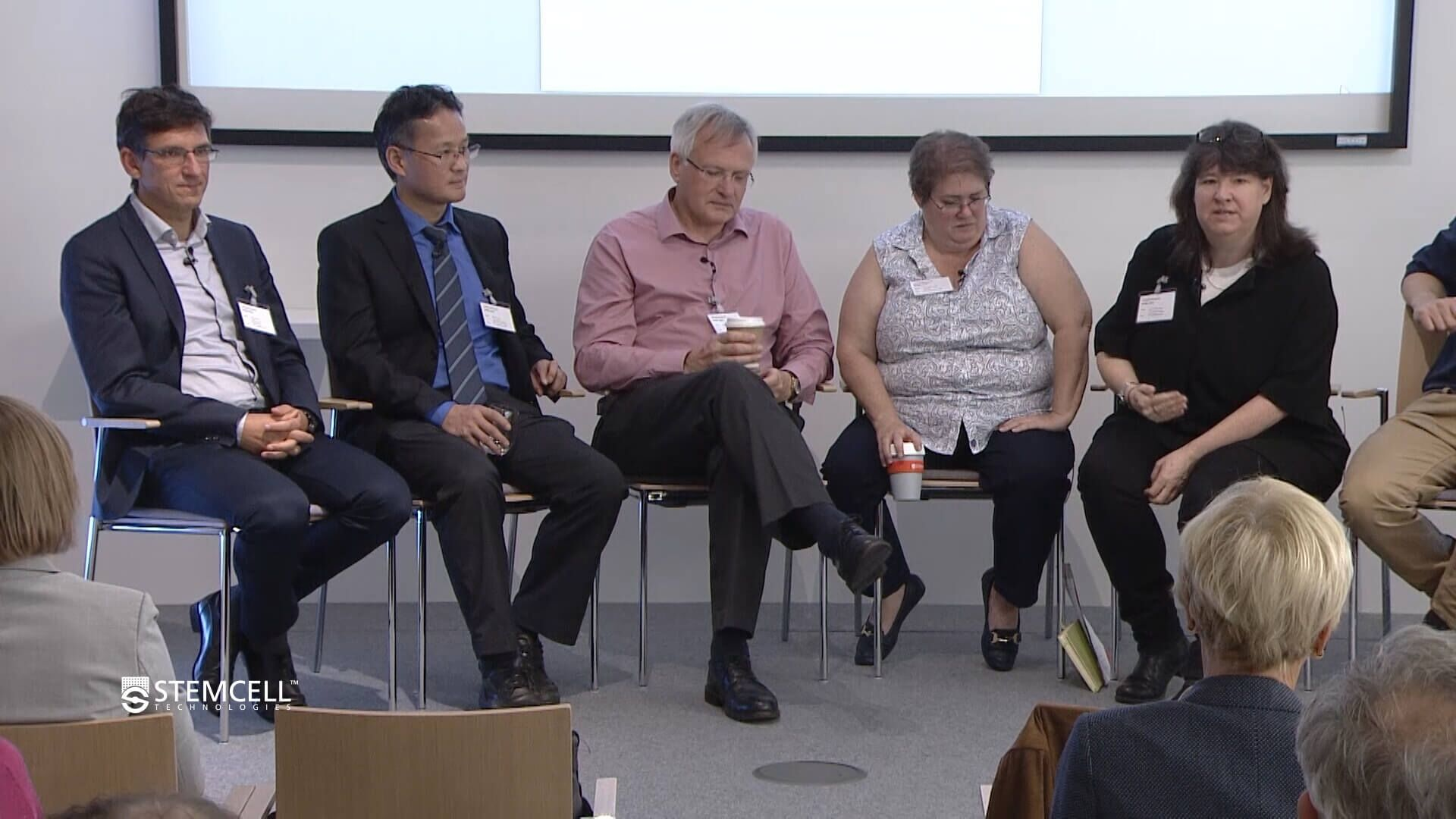 Nature Research Round Table: Defining and Maintaining Pluripotency & hPSC Line Registration and Banking - Panel Discussion