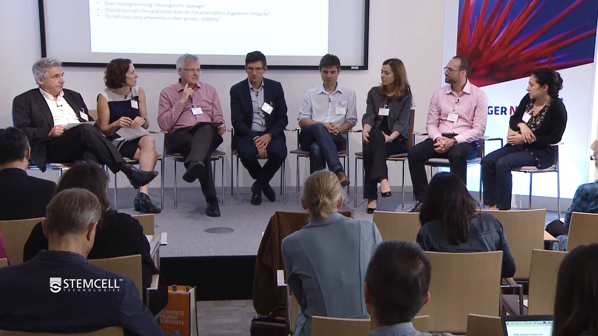 Nature Research Round Table: Best Practices for the QC of Genome-Edited hPSC Lines - Panel Discussion