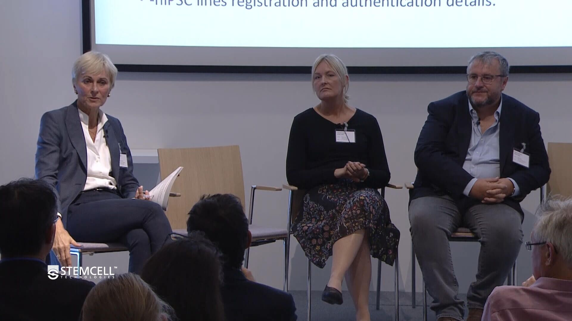 Nature Research Round Table: hPSC Lines for Cell Therapies - Panel Discussion