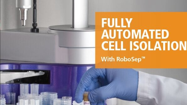 Fully Automated Cell Isolation with RoboSep™