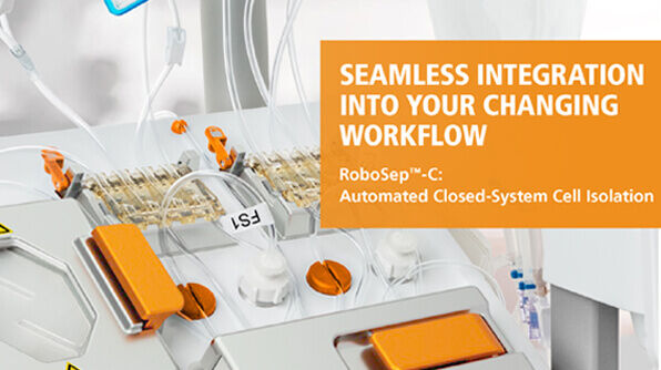 RoboSep™-C: Automated Closed-System Cell Isolation