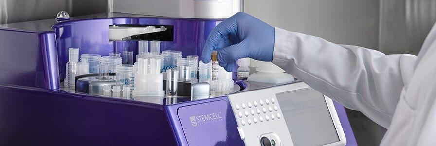 RoboSep Cell Separation Instruments