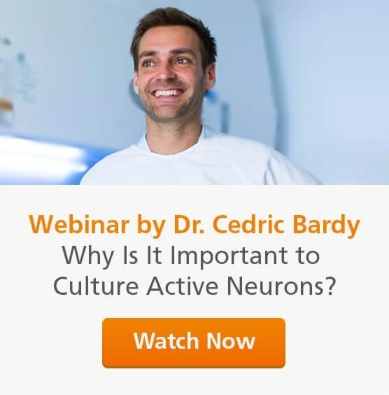 Webinar with Cedric Bardy